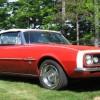 1967 Chevrolet Camaro Convertible [SOLD]