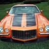 1973 Chevrolet Camaro Z28 RS V8 350 Motor