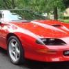 1997 Chevrolet Camaro Z28 SS 5.7-litre V8
