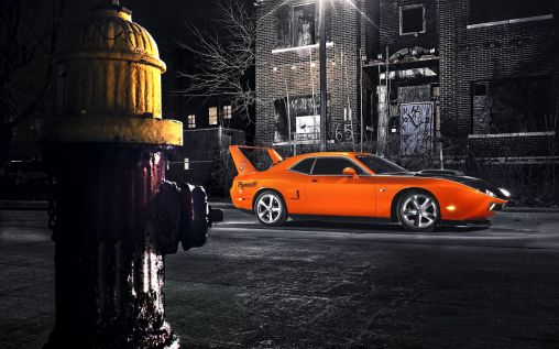 2013 Dodge Challenger HPP Superbird 1920×1200 HD