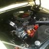 1967 Chevrolet Camaro Convertible SS 350 motor