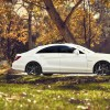 2011 Mercedes Benz CLS 550 4.6-liter V8 1920×1200 HD