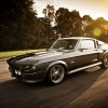 1967 Mustang Shelby GT500 Eleanor 7.6-liter V8 1920×1200 HD
