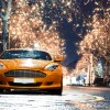 2011 Aston Martin DB9 Orange 6.0-liter V12 1920×1200 HD