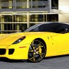 2012 Ferrari 599 GTB Fiorano on Asanti Wheels 1920×1080 HD