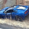 2014 Chevrolet Corvette Stingray Got Wrecked in Arizona