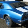 1967 Chevrolet Camaro Coupe 4-speed restored for sale