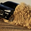 2009 Porsche Cayenne Turbo S drifting on sand 1920×1080 HD