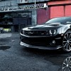2012 Chevrolet Camaro SS on Vossen CV1 Wheels 1920×1080 HD