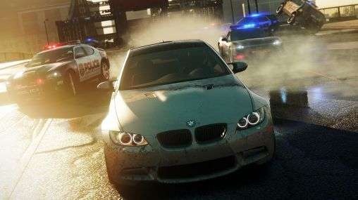 BMW M3 E92 Coupe Need For Speed Most Wanted 1920×1080 HD