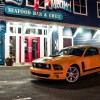 2009 Ford Mustang Saleen S302 Parnelli Jones 1920×1080 HD