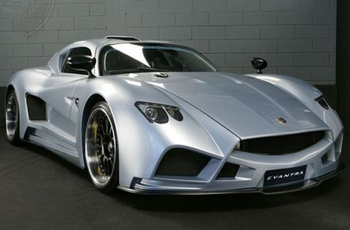 2013 Mazzanti Evantra newest supercar from Italy with 700 hp