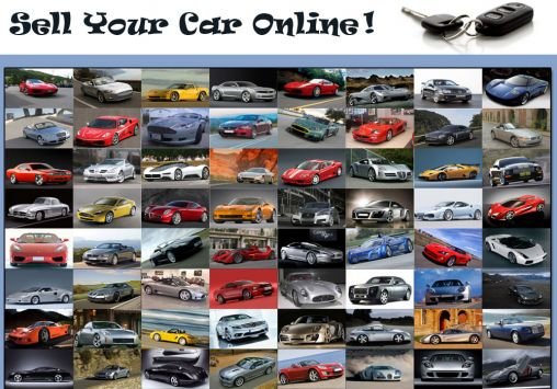Why you should sell your car online