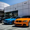 BMW M3 E92 Laguna Seca Blue & Fire Orange 1920×1080 HD