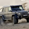 2013 Mercedes-Benz G63 AMG 6×6 5.5-liter V8 1920×1080 HD