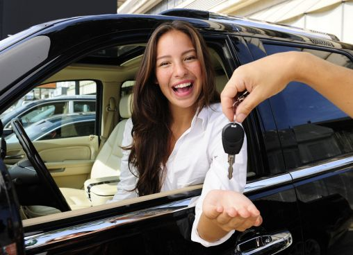 Deciding to buy a new or used car