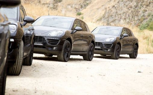 2014 Porsche Macan engine specifications revealed