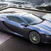 Rendered 2013 Maserati Bora Concept by Alexander Imnadze