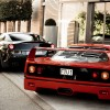 Ferrari F40 & Ferrari 599 GTO Supercars Showcase 1920×1080 HD