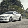 Mercedes-Benz E-class Coupe on ADV.1 wheels 1920×1080 HD