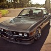 1971 BMW E9 2800CS 2.8-liter I6 Classic Car 1920×1080 HD