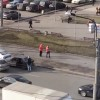 Meanwhile in Russia: Car towing failed in epic fashion