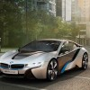 NEW EXCLUSIVE: BMW Hybrid Sports Car i8