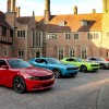 Dodge 100th anniversary Challenger Charger Hellcat 1920×1080 HD