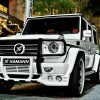Tuned 2010 Mercedes-Benz G55 AMG Hamann 600 hp 1920×1080 HD