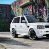 Tuned third generation Range Rover L322 SUV 1920×1080 HD