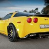 Chevrolet Corvette C6 Grand Sport 6.2-liter V8 1920×1080 HD