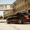 5 Series Black BMW E60 Tinted Windows Sedan 1920×1080 HD