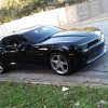 Black 2014 Chevrolet Camaro RS package low miles For Sale