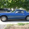 Blue 1975 Chevrolet Camaro V8 no rust good condition For Sale