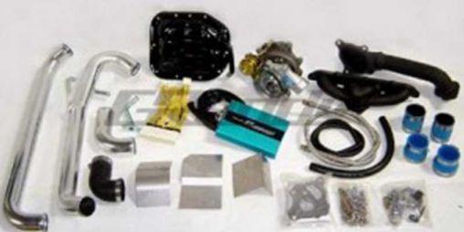 Car Tuning: Scion xB Turbo Kit by GReddy