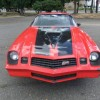 Red 1978 Chevrolet Camaro Z28 automatic rust free For Sale