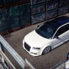 White Audi A3 5-door Sportback Typ 8P Stance 1920×1080 HD