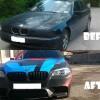 1996 BMW 5 Series 520i E39 transformation into F10 2010+ model