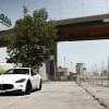 White Maserati GranTurismo MC Stradale luxury car 1920×1080 HD