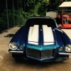 1970 Chevrolet Camaro Split-Bumper automatic For Sale