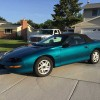 1994 Chevrolet Camaro Z28 Convertible 4spd automatic For Sale