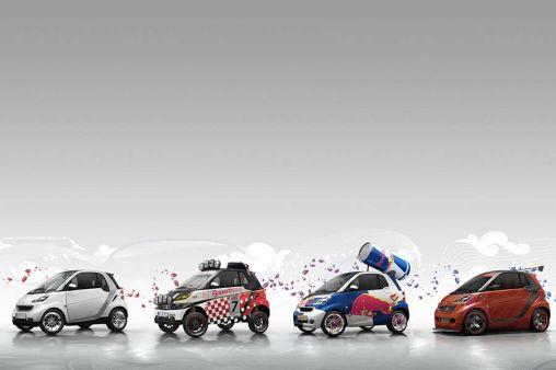 Smart Car Gas Mileage: Almost Perfect City Automobile