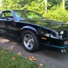 3rd gen black 1988 Chevrolet Camaro IROC-Z 5.7L V8 For Sale