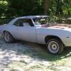 1st gen 1969 Chevrolet Camaro project car V8 For Sale
