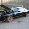 2nd gen black 1981 Chevrolet Camaro Z28 automatic For Sale