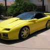 Yellow 1994 Chevrolet Camaro Z28 LT1 convertible For Sale