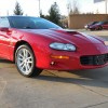 4th gen red 2000 Chevrolet Camaro SS T-tops 6spd For Sale