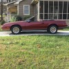 3rd gen rare 1987 convertible Chevrolet Camaro For Sale