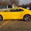 5th gen yellow 2010 2SS Chevrolet Camaro garage kept For Sale