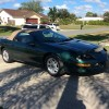 4th gen 1995 Z28 Chevrolet Camaro convertible For Sale